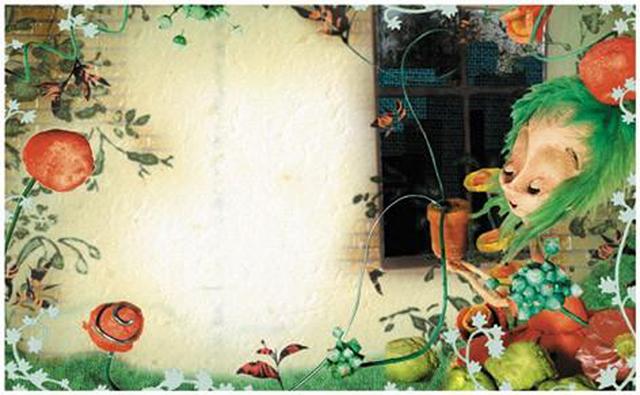 charlotte landscape - blog. Neil Hughes Puppet Illustration.
