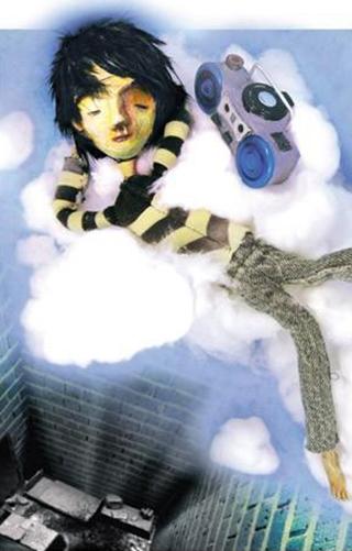 hiromi - blog. Neil Hughes Puppet Illustration.