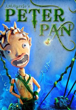 peter pan cover - blog. Neil Hughes Puppet Illustration.