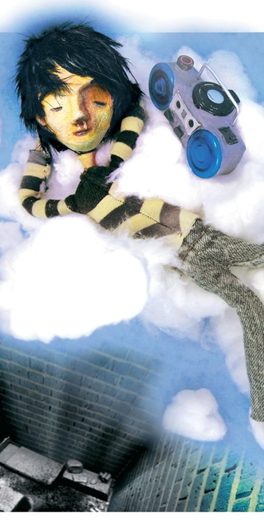 hiromi - Portfolio. Neil Hughes Puppet Illustration.