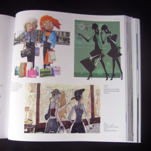 martin dawber big book of contemporary illustration - blog. Neil Hughes Puppet Illustration.